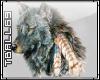 Wolf Head Sticker