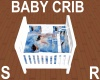 BABY CRIB /WITH OUT BABY