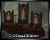(OD) Medieval Throne