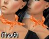 *NoA*Bandana Orange (S)