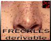 DERIVABLE - FRECKLES