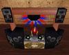 ~DJC~Club Vinyl DJ Booth