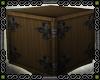 {D} Wood Box; Bracket