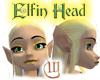 Bundle:Female Elfin Head