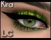 LC Kira Flirty Emerald