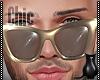 [CS] ChicGold Sunnies .M