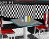 ♔K RD Diner Table
