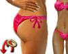 Hot Pink String Bikini