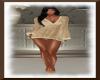 Transparent Dress Cream