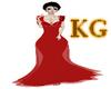 KG*JewelRedDress