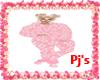 KPR::PinkFloralComfyPj's