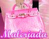 Bag Mini Pink e