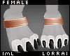 lmL Anklet Copper F