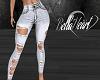 Distressed Jeans -RL