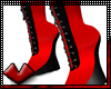 (V) Wedge Platforms Red