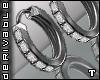 T. Diamond Earrings