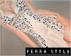 ~F~Crema Dress