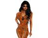 Halloween Short Dress