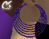 6Hoops - Violet Shimmer