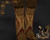 Steampunk Brocade Boots