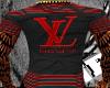 NB[X] LV BLACK/RED VNECK