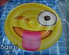 .B. Emoji pool float