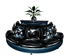 couches dark blueIV