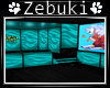 +Z+ Furry Teal Room ~