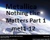 Music ~ Metallica Part1