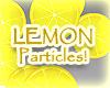 Lemon Particles!