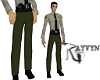 Sheriff Pants Slim