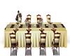 Creme Table
