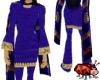 Salwar Kameez-Royal Blue