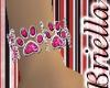 Pink Ice Paw Braclet (R)