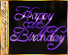 I~Purple*Happy Birthday