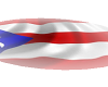 P.R. Flag Floorlight