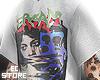 T Shirt x Ripped