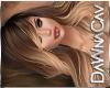 Ozelia Golden Brown Hair