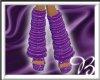 *00*Purple Loose Socks