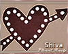 ❤ Vday Wall Heart