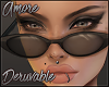 $ Cat Eye Sunglasses