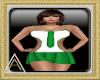 (AL)Jai Dress Green SL