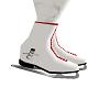 Ice Skates Snowman