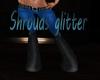 shrouds glitter bottoms