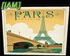 [IAM] Paris old poster