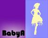 BA Lilac Silhouette Room
