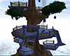 Blue Treehouse Animated