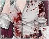 MJ! BloodyDirty Shirt W