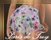PdT Garden Ruffle Shorts