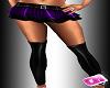 CH Hot Mess Skirt Purple